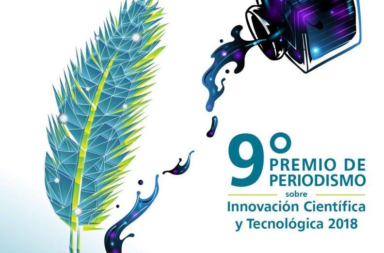 Convocatoria Premio de Periodismo sobre Innovación Científica y Tecnológica