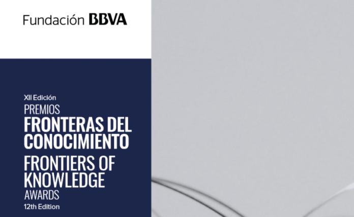 Resultado de imagen de premios fronteras del conocimiento 2019