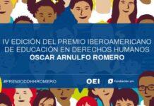 Premio Iberoamericano de Educación en Derechos Humanos Óscar Arnulfo Romero