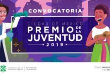 El Instituto de la Juventud de la Ciudad de México invita a participar en el Premio de la Juventud 2019