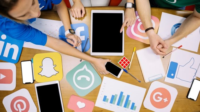 que redes sociales debemo elegir