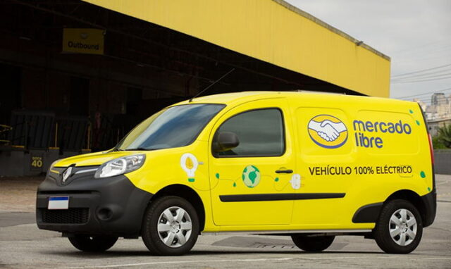 Llegan los nuevos vehículos eléctricos de Mercado Libre a México