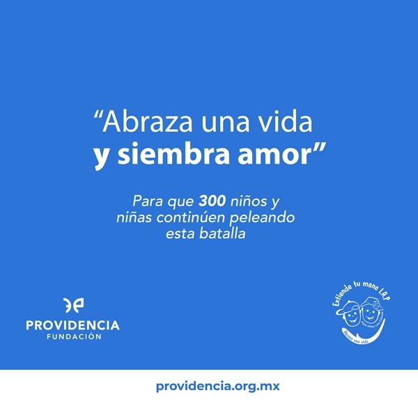Influencers se unen a Fundación Providencia