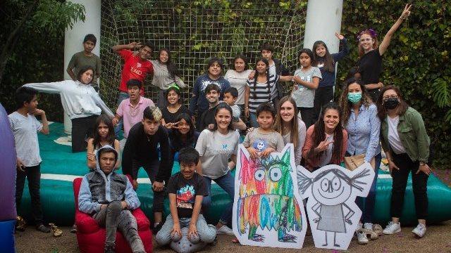 Fundación Providencia y Devir México llevaron alegría y diversión a niños y jóvenes de cuatro instituciones 8