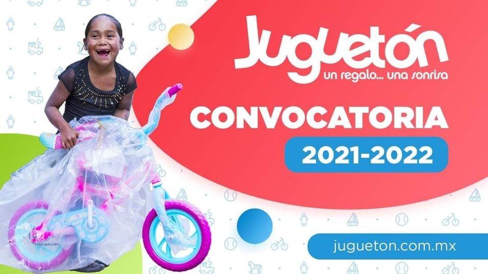 Convocatoria Juguetón Azteca