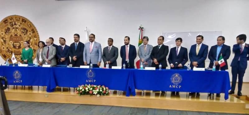Indesol atestigua firma de convenio de CONAFA y GIAO