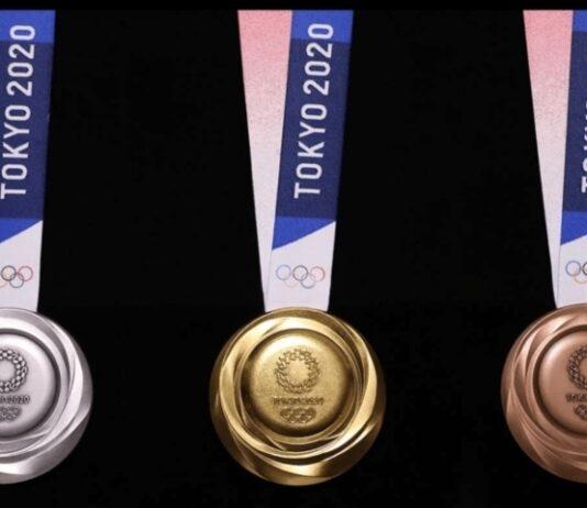 ¿De qué están hechas la medallas olímpicas de Tokyo 2020
