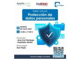 Taller virtual- Protección de datos personales